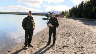 """Riverside Chat"" with Rangers Wood and Fitz EXPLORE LIVE CHAT, 09 25 2013"