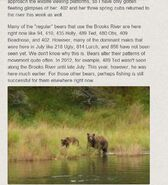 INFO BEARS SEEN THIS WEEK FROM RMIKE 2013.09.11 02