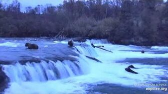 274 Overflow crosses the lip 10 8 2019, video by Lani H-0