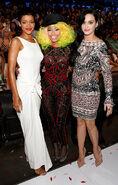 Nicki Minaj Katy Perry Rihanna
