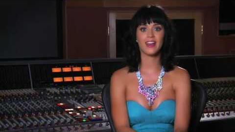 """Katy Perry talks """"Teenage Dream"""""""