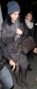 Katy Perry Arrives at JFK airport in New York City