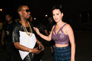 Katy Perry and Juicy J