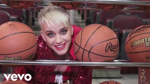 "Katy Perry - Making Of ""Swish Swish"" Music Video ft"