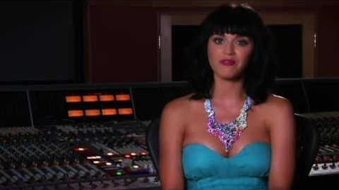 "Katy Perry talks ""Firework"""