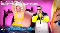 "Daddy Yankee & Katy Perry Perform ""Con Calma (Remix)"" - American Idol 2019 Finale"