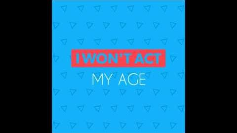 Katy Perry - Act My Age(Lyrics)