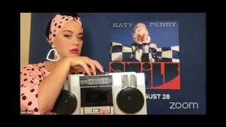 Katy Perry - Resilient (Sneak Peak)
