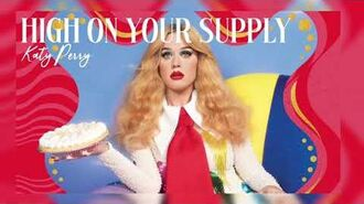 Katy perry - high on your supply target exclusive