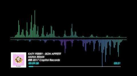 Katy Perry - Bon Appétit Muna Remix 03m21s