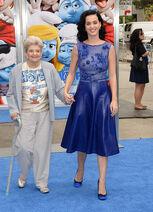 Ann Hudson Premiere Columbia Pictures Smurfs 4-hKk-J3u4Tl