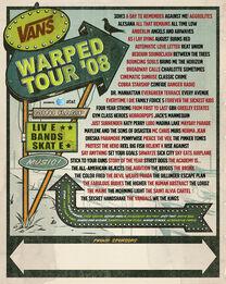 Warped Tour 08