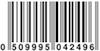 OOTB-Barcode
