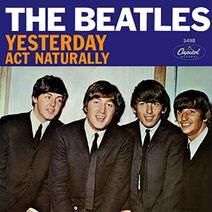 BeatlesYesterday