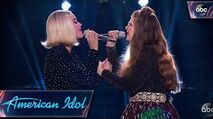 "Katy Perry & Catie Turner Perform ""Part of Me"" - Finale - American Idol 2018 on ABC"