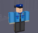 Unnamed Police Officer