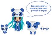 Amanda Panda Pop Mini