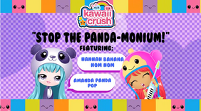 Panda Title Card