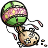 Marchset-seedballoon