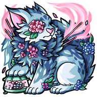 Mysticat Flora