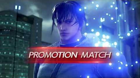 TEKKEN™7 - Claudio as Oscar (Tekken Fan OC)