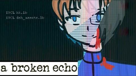 -PV- a broken echo