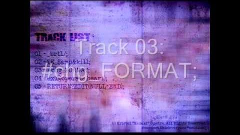 EP Kazaki - Diary of Broken (Crossfade Demo)