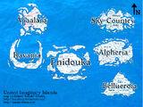 United Imaginary Islands