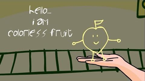 -PV- colorless fruit