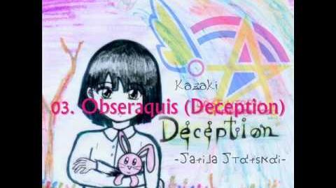 Crossfade Demo Lost Utopia Presents Deception -Sarila Spershei-