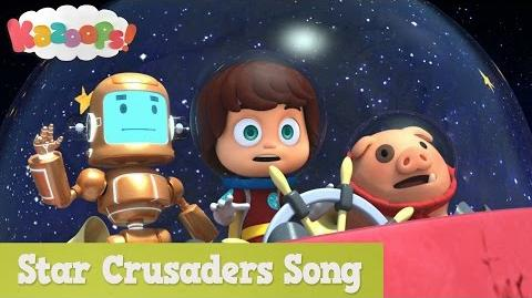 Kazoops! Star Crusaders Song