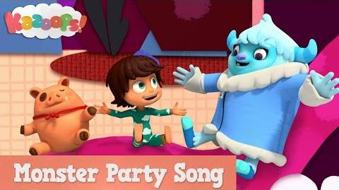 Kazoops! Monster Party Song