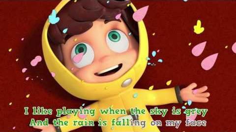 Kazoops! Rain Song (Karaoke Song)