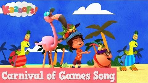 Kazoops! Carnival of Games Song