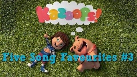 Kazoops! - Five Song Favourites 3