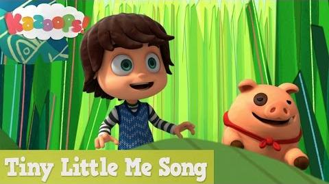 Kazoops! Tiny Little Me Song