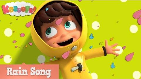 Kazoops! Rain Song