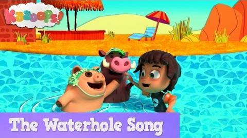 Kazoops! The Waterhole Song