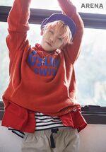 Jaemin (Arena Homme+ Sept 2018) 2