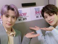 Jaehyun Jeno June 11, 2019