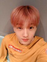 Jisung August 12, 2019 (2)