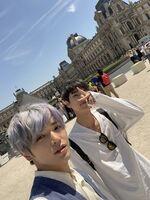 Taeyong Doyoung July 11, 2019 (3)