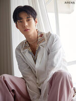 Doyoung (Arena Homme June 2018)