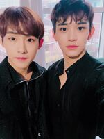Winwin & Lucas Dec 25, 2018