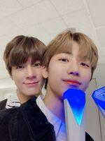 Jeno & Jaemin Mar 3, 2019