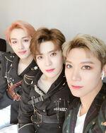 Ten Jaehyun Winwin March 3, 2018 (3)