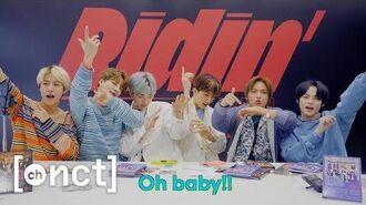 """UNBOXING of NCT DREAM """"Reload"""" Album"""