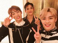 Winwin, Lucas & Kun Nov 9, 2018 (2)