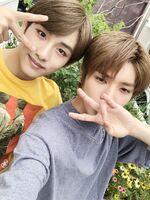 Taeyong Winwin June 28, 2018 (2)