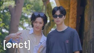 Hiking for 38h with YUTA (Thank you Chicken) Johnny's Communication Center (JCC) Ep.13